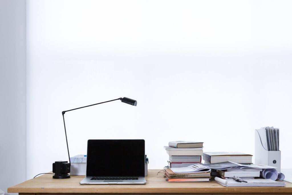 desk book light PC